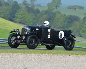 CM23 3477 Guy Northam, Bentley 4½
