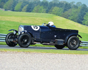 CM23 3478 Jock MacKinnon, Bentley 3 litre tourer