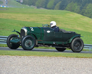 CM23 3489 James Morley, Bentley 3:4½