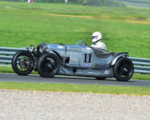 CM23 3496 Frederic Wakeman, Patrick Blakeney-Edwards, Frazer Nash Super Sports