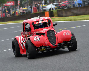 CM23 9181 Nic Grout, 34 Ford Coupe