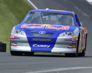 CM24 0134 Brian Vickers, Toyota Camry