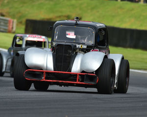 CM24 0533 Ali Topley, 34 Ford Coupe