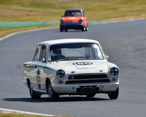 CM24 2035 Nick Stagg, Ford Lotus Cortina