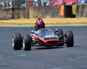 CM24 2332 Gregan Thruston, Brabham BT21B