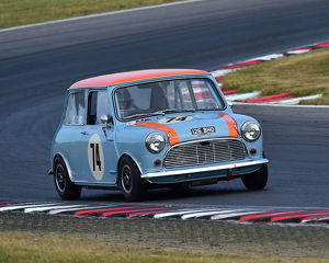 CM24 3419 Nick Riley, Austin Mini Cooper S