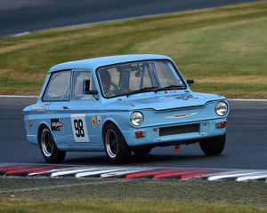 CM24 3443 Will Walker, Hillman Imp