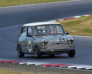 CM24 3450 Nick Paddy, Morris Mini Cooper S