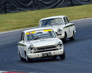 CM24 3467 Philip House, Ford Lotus Cortina