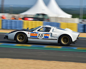CM24 4473 Jean-Pierre Lecou, Ford GT40 MkII