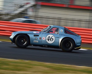 CM25 0440 Mike Whitaker, TVR Griffith
