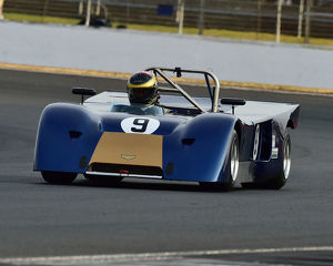 CM25 0635 Max Hilliard-Smith, Nick Padmore, Chevron B19