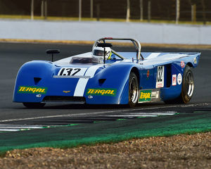 CM25 0653 Mike Catlow, Chevron B19