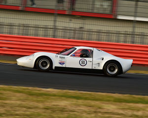 CM25 0748 Greg Thornton, Chevron B8