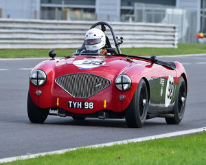 <b>Aston Martin Owners Club Racing, Snetterton, 1st September 2018</b><br>Selection of 187 items