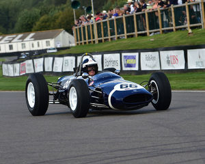 CM25 5906 Sid Hoole, Cooper Climax T66
