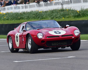 motorsport 2019/goodwood 77th members meeting april 2019/cm27 1772 steve brooks ben mitchell iso grifo