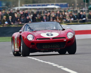 motorsport 2019/goodwood 77th members meeting april 2019/cm27 1798 steve brooks ben mitchell iso grifo