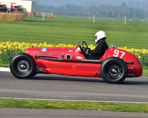 motorsport 2019/goodwood 77th members meeting april 2019/cm27 3062 james ricketts mg kn special