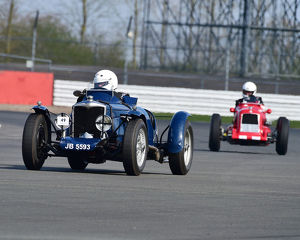 motorsport 2019/vscc formula vintage silverstone april 2019/cm27 5976 mikes james riley 12 4 tt sprite