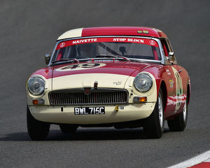 motorsport 2019/masters historic festival brands hatch 2019/cm28 0446 simon milner ross milner mgb