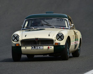 motorsport 2019/masters historic festival brands hatch 2019/cm28 0490 david keers trafford mgb