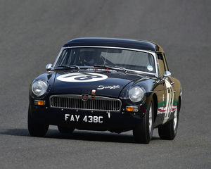 motorsport 2019/masters historic festival brands hatch 2019/cm28 0495 david russell wilks mgb