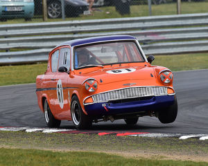 motorsport 2019/hscc race meeting snetterton june 2019/cm28 2284 brian webb ford anglia 105e