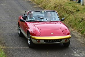 CM3 0967 Mike Crabtree, Lotus Elan Sprint, CTU 777 K