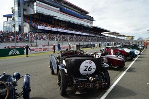 CM3 5530 traditional Le Mans start