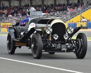CM3 5633 Herve Sarazin, Bentley 3 litre tourer