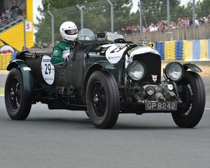 CM3 5636 Martin Overington, Bentley 4½ blower, GP 8242