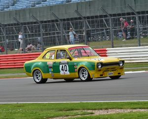 CM3 9706 Michael Bell, Cliff Ryan, Ford Escort, Hairy Canary