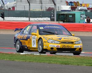 CM3 9722 Robb Huff, Richard Meins, Ford Mondeo