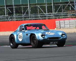 CM3 9950 Mike Whitaker, TVR Griffith, JNP 617 C