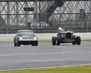 CM4 1944 Bentley MkVI S2 Special, LXT 220, Don Hands, Lotus Elan, KYY 184 C