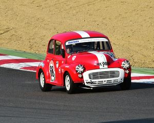 CM4 7381 Keith Peter Wright, Morris Minor, TMK 988 F