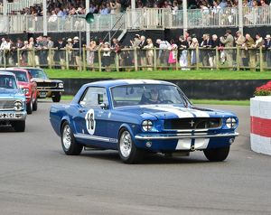 CM4 9425 James Wood, Enrico Spaggiari, Ford Mustang