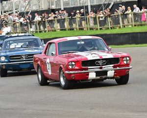 CM4 9429 Simon Ashworth, Mark Ashworth, Ford Mustang, KBD 227 C