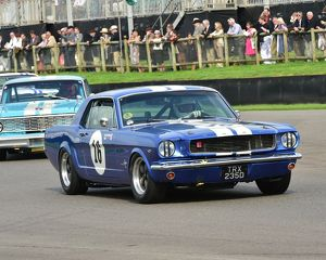 CM4 9432 David Clifford, Patrick Blakeney-Edwards Ford Mustang, TRX 235 D