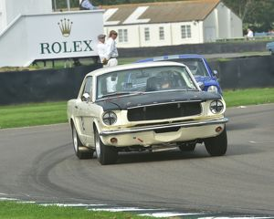 CM4 9499 Bill Shepherd, Jochen Mass, Ford Mustang