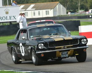 CM4 9516 George Kjallgren, David Cooke, Ford Mustang, AOR 590 B
