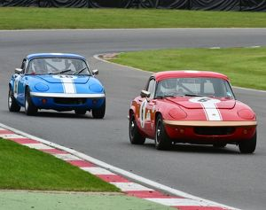 CM5 1803 Larry Kennedy, Lotus Elan, Robert Rowe, Lotus Elan S3