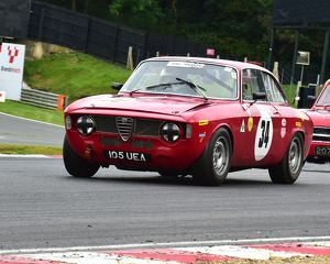 CM5 2734 David Morrow, Alfa Romeo Guilia Sprint, 105 UEA
