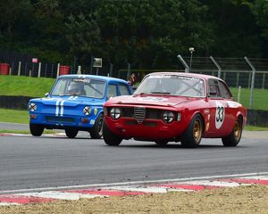 CM5 2752 James Fuller, Alfa Romeo Guilia Sprint