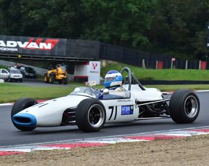 CM5 2987 Chris Holland, Brabham BT21