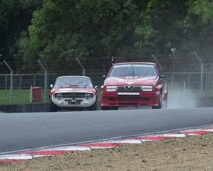 CM5 3006 Chris Whelan, Alfa Romeo 75 Turbo