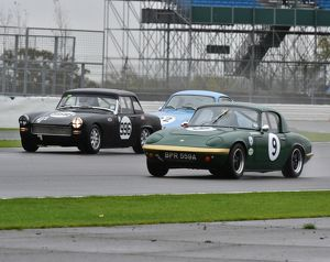CM5 3586 Roger Waite, Lotus Elan S1, Jim Gathercole, MG Midget