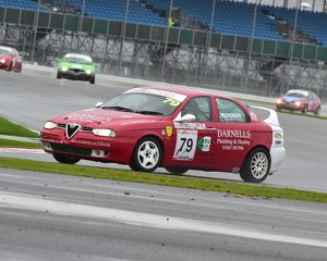 <b>BRSCC, Alfa Romeo Championship 2014</b><br>Selection of 11 items