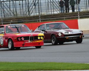 CM5 4124 Paul Stafford, Datsun 240Z, SUX 994 H, William Jenkins, BMW 3-0 CSL